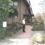 Tai Chi und Qi Gong Schule Weg vorher